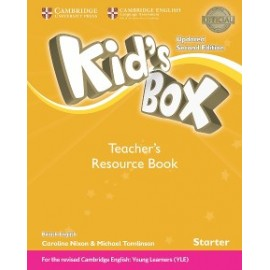 Kid´s Box Updated Second Edition Starter Teacher's Resource Book with Online Audio