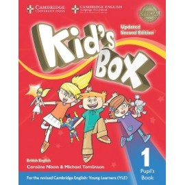 Kid´s Box Updated Second Edition 1 Pupil´s Book