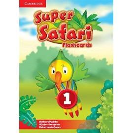 Super Safari 1 Flashcards