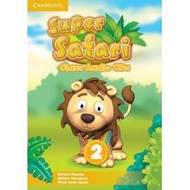 Super Safari 2 Class Audio CDs