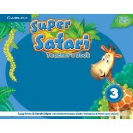 Super Safari 3 Teacher's Book