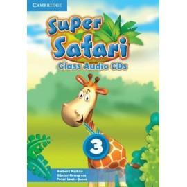 Super Safari 3 Class Audio CDs