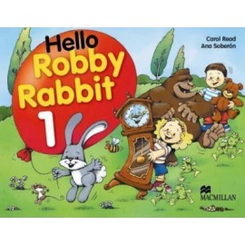 Hello Robby Rabbit 1 Pupil's Book