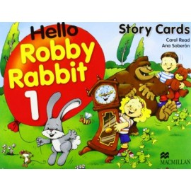 Hello Robby Rabbit 1 Story Cards