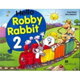 Hello Robby Rabbit 2 Pupil's Book