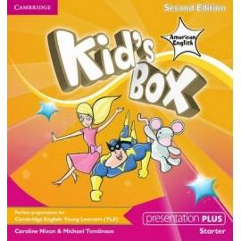 Kid's Box Second Edition Starter Presentation Plus DVD-ROM
