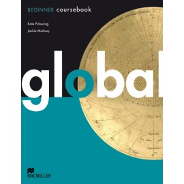 Global Beginner Coursebook + eWorkbook Pack