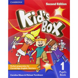 Kid's Box Second Edition 1 Pupil's Book
