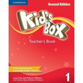 Kid's Box Second Edition 1 Teacher's Book