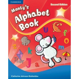 Kid's Box Second Edition and Updated Second Edition 1-2 Monty's Alphabet Book