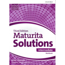 Maturita Solutions Third Edition Intermediate Workbook Czech Edition