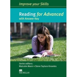 Improve your Skills: Reading for Advanced Student's Book with Answer Key