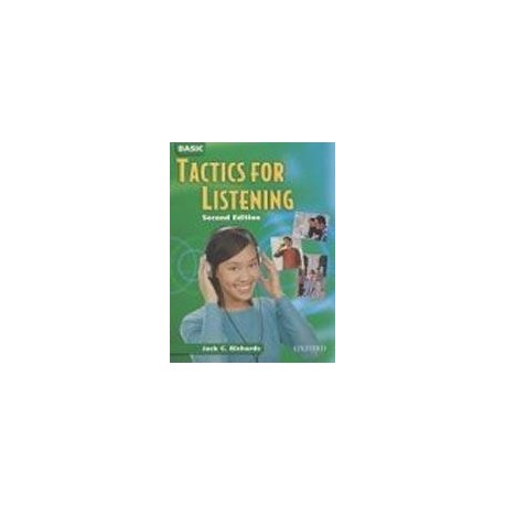 Basic Tactics for Listening Student's Book Oxford University Press 9780194388429