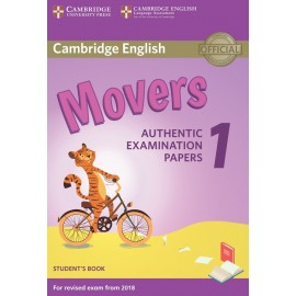 Cambridge English Young Learners 1 for Revised Exam from 2018 Movers Student's Book