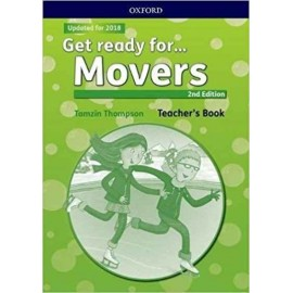 Get Ready for Movers Second Edition Teacher's Book with Classroom Presentation Tool