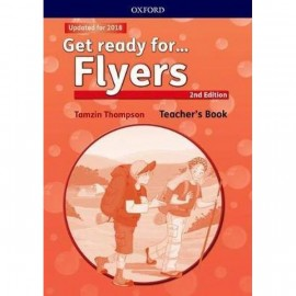 Get Ready for Flyers Second Edition Teacher's Book with Classroom Presentation Tool