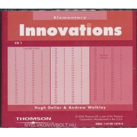 Innovations Elementary Audio CDs