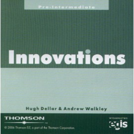 Innovations Pre-intermediate Audio CDs
