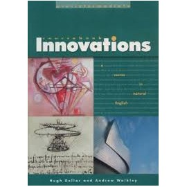 Innovations Pre-intermediate Course Book