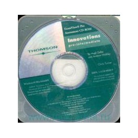 Innovations Pre-intermediate Exam View CD-ROM