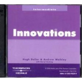 Innovations Intermediate Audio CD