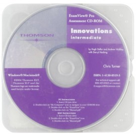Innovations Intermediate Exam View CD-ROM