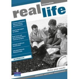 Real Life Intermediate Czech Workbook + MultiROM