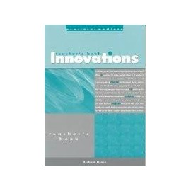 Innovations Pre-intermediate Teacher's Book