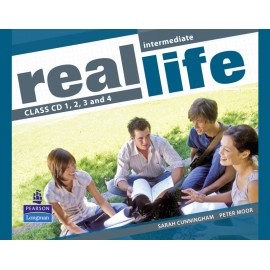 Real Life Intermediate Class CD