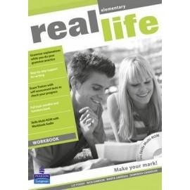 Real Life Elementary Czech Workbook + MultiROM