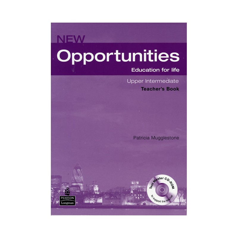 New Opportunities Teachers Book