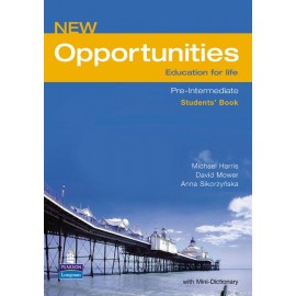 New Opportunities Pre-intermediate Student's Book