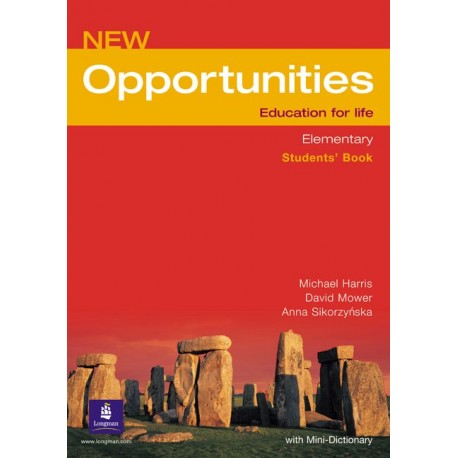 New Opportunities Elementary Student's Book