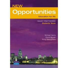 New Opportunities Upper-intermediate Student's Book