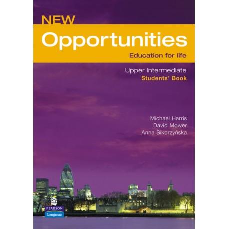 New Opportunities Upper-intermediate Student's Book