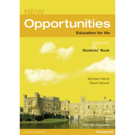 New Opportunities Beginner Student's Book