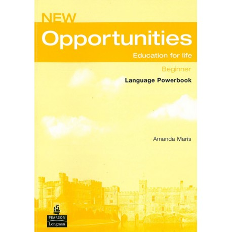 New Opportunities Beginner Language Powerbook + CD-ROM
