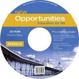 New Opportunities Pre-intermediate CD-ROM
