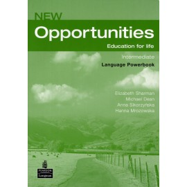 New Opportunities Intermediate Language Powerbook + CD-ROM