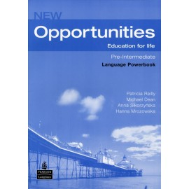 New Opportunities Pre-intermediate Language Powerbook + CD-ROM