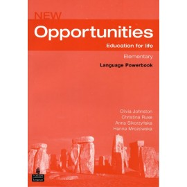 New Opportunities Elementary Language Powerbook + CD-ROM