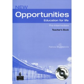 New Opportunities Pre-intermediate Teacher's Book with Test Master CD-ROM