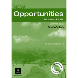 New Opportunities Intermediate Teacher's Book with Test Master CD-ROM