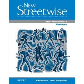 New Streetwise Upper-Intermediate Workbook