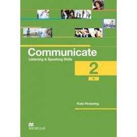Communicate 2 Student's Coursebook