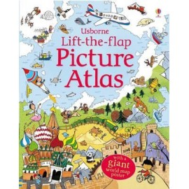 Lift-The-Flap Picture Atlas