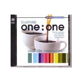 Business one:one Intermediate+ Class CDs