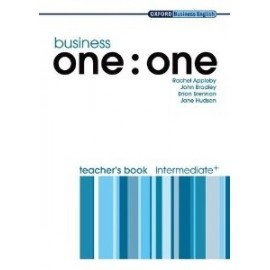 Business one:one Intermediate+ Teacher's Book