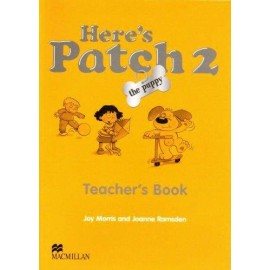Here's Patch the Puppy 2 Teacher's Book