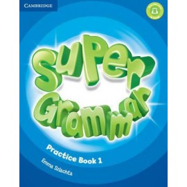 Super Minds 1 Super Grammar Book